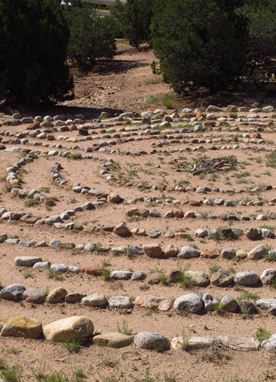 Christ Lutheran Church Labyrinth
